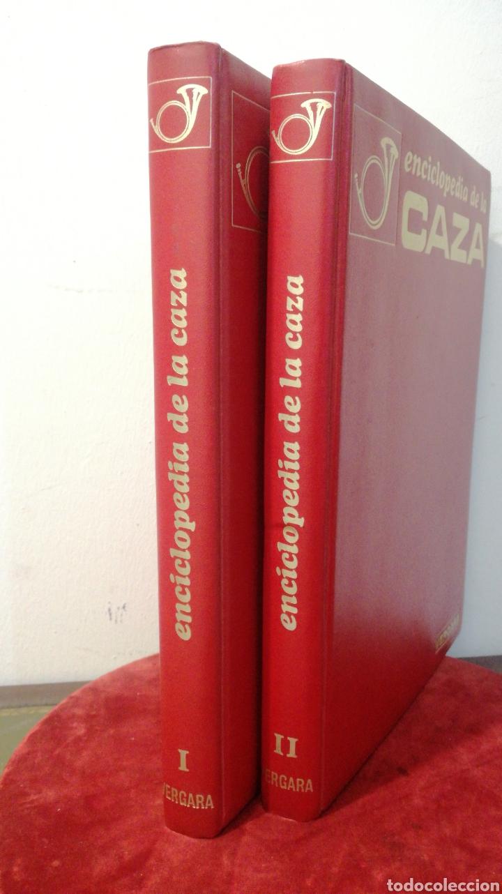 Enciclopedias de segunda mano: enciclopedia de la CAZA - 2 TOMOS - VERGARA - Foto 3 - 288947608