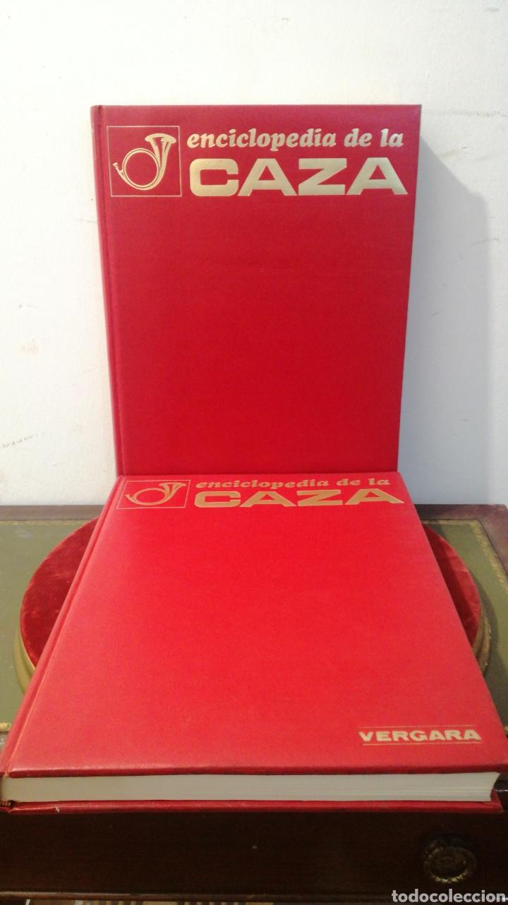 Enciclopedias de segunda mano: enciclopedia de la CAZA - 2 TOMOS - VERGARA - Foto 4 - 288947608