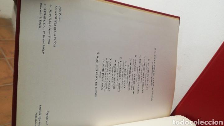 Enciclopedias de segunda mano: enciclopedia de la CAZA - 2 TOMOS - VERGARA - Foto 6 - 288947608