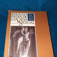 Enciclopedias de segunda mano: ENCICLOPEDIA DE LA VIDA SEXUAL DE LA FISIOLOGÍA A LA PSICOLOGÍA, ARGOS VERGARA, 5 TOMOS (COMPLETA). Lote 289348663