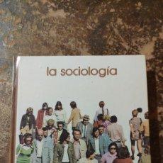 """Enciclopedias de segunda mano: BIBLIOTECA SALVAT DE GRANDES TEMAS """"GT"""" N° 66: LA SOCIOLOGÍA (SALVAT). Lote 289525933"""