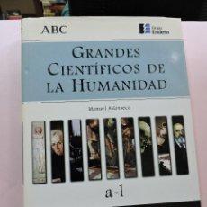 Enciclopedias de segunda mano: GRANDES FIGURAS DE LA HUMANIDAD A-L. ESPASA ABC. Lote 289574653