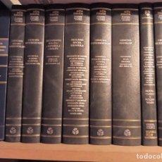 Enciclopedias de segunda mano: ALFA NAUTA PROGRAMA EDUCATIVO TEMÁTICO. ESO, LOGSE. EDICIONES NAUTA, 2000. 14 TOMOS.. Lote 289590543
