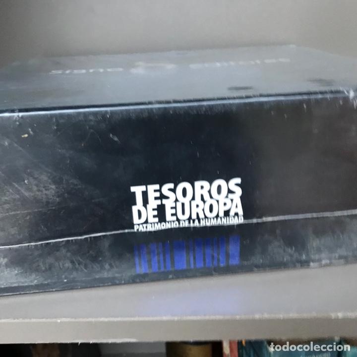 Enciclopedias de segunda mano: Tesoros de Europa Patrimonio de la humanidad SIGNO EDITORES PRECINTADA - Foto 3 - 289617938