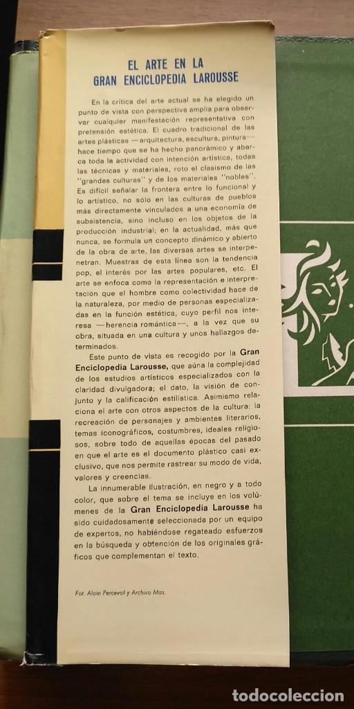 Enciclopedias de segunda mano: Gran enciclopedia LAROUSSE - 10 volúmenes + suplemento - Foto 5 - 289740098