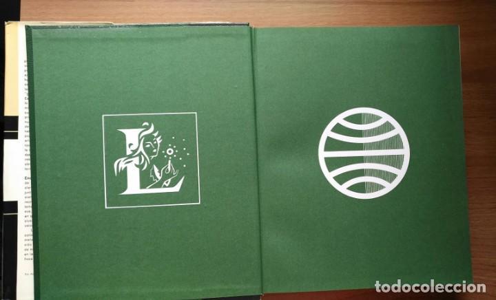 Enciclopedias de segunda mano: Gran enciclopedia LAROUSSE - 10 volúmenes + suplemento - Foto 6 - 289740098