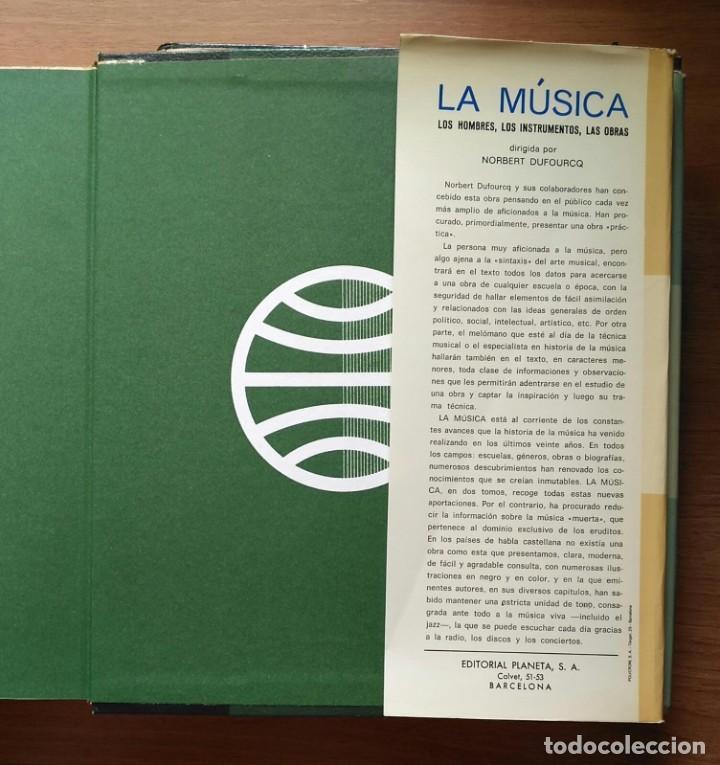 Enciclopedias de segunda mano: Gran enciclopedia LAROUSSE - 10 volúmenes + suplemento - Foto 10 - 289740098