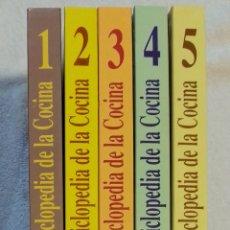 Enciclopedias de segunda mano: ENCICLOPEDIA DE LA COCINA ABC. Lote 289816158