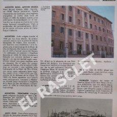 Enciclopedias de segunda mano: ANTIGÜA GRAN ENCICLOPEDIA DE MALLORCA - VOLUMEN 1 - DE LA PAGINA 49 A LA PAGINA 64. Lote 295336168