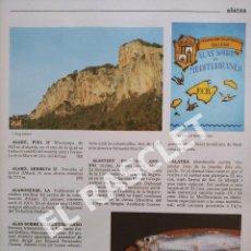 Enciclopedias de segunda mano: ANTIGÜA GRAN ENCICLOPEDIA DE MALLORCA - VOLUMEN 1 - DE LA PAGINA 65 A LA PAGINA 80. Lote 295336338