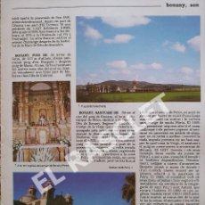 Enciclopedias de segunda mano: ANTIGÜA GRAN ENCICLOPEDIA DE MALLORCA - VOLUMEN 1 - DE LA PAGINA 193 A LA PAGINA 208. Lote 295487573