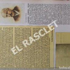 Enciclopedias de segunda mano: ANTIGÜA GRAN ENCICLOPEDIA DE MALLORCA - VOLUMEN III - DE LA PAGINA 17 A LA PAGINA 32. Lote 295488818