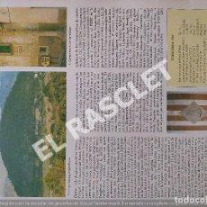 Enciclopedias de segunda mano: ANTIGÜA GRAN ENCICLOPEDIA DE MALLORCA - VOLUMEN III - DE LA PAGINA 33 A LA PAGINA 48. Lote 295489033