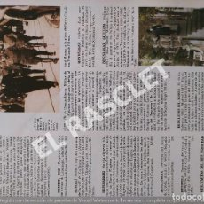 Enciclopedias de segunda mano: ANTIGÜA GRAN ENCICLOPEDIA DE MALLORCA - VOLUMEN III - DE LA PAGINA 81 A LA PAGINA 96. Lote 295489873