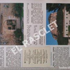 Enciclopedias de segunda mano: ANTIGÜA GRAN ENCICLOPEDIA DE MALLORCA - VOLUMEN III - DE LA PAGINA 97 A LA PAGINA 112. Lote 295490168