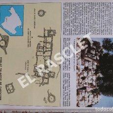 Enciclopedias de segunda mano: ANTIGÜA GRAN ENCICLOPEDIA DE MALLORCA - VOLUMEN III - DE LA PAGINA 129 A LA PAGINA 144. Lote 295490548