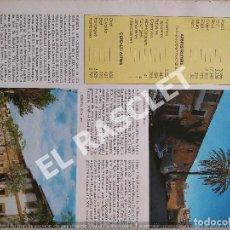 Enciclopedias de segunda mano: ANTIGÜA GRAN ENCICLOPEDIA DE MALLORCA - - DE LA PAGINA 49 A LA PAGINA 64. Lote 295492858