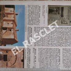 Enciclopedias de segunda mano: ANTIGÜA GRAN ENCICLOPEDIA DE MALLORCA - - DE LA PAGINA 65 A LA PAGINA 80. Lote 295493063