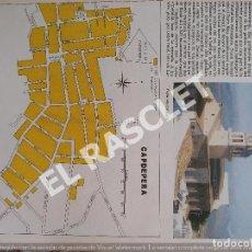 Enciclopedias de segunda mano: ANTIGÜA GRAN ENCICLOPEDIA DE MALLORCA - - DE LA PAGINA 97 A LA PAGINA 112. Lote 295495033
