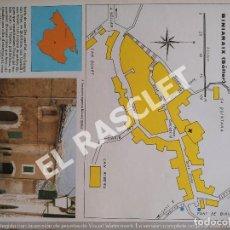 Enciclopedias de segunda mano: ANTIGÜA GRAN ENCICLOPEDIA DE MALLORCA - - DE LA PAGINA 129 A LA PAGINA 144. Lote 295495538