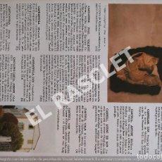 Enciclopedias de segunda mano: ANTIGÜA GRAN ENCICLOPEDIA DE MALLORCA - - DE LA PAGINA 209 A LA PAGINA 224. Lote 295496828