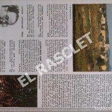 Enciclopedias de segunda mano: ANTIGÜA GRAN ENCICLOPEDIA DE MALLORCA - - DE LA PAGINA 241 A LA PAGINA 256. Lote 295497268