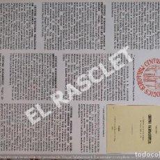 Enciclopedias de segunda mano: ANTIGÜA GRAN ENCICLOPEDIA DE MALLORCA - - DE LA PAGINA 257 A LA PAGINA 272. Lote 295498773