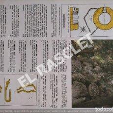 Enciclopedias de segunda mano: ANTIGÜA GRAN ENCICLOPEDIA DE MALLORCA - - DE LA PAGINA 305 A LA PAGINA 320. Lote 295500498