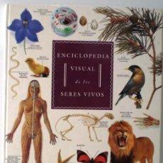 """Enciclopedias de segunda mano: LIBRO, 3 TOMOS, """"ENCICLOPEDIA VISUAL DE LOS SERES VIVOS"""", ED. SANTILLANA 1994. Lote 295513588"""