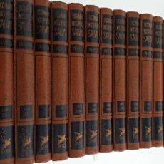 Enciclopedias de segunda mano: DICCIONARIO ENCICLOPEDICO SALVAT UNIVERSAL. COLECCION 20 TOMOS. FALTA EL Nº 18 Y 20. AÑO 1969. VER. Lote 295807573