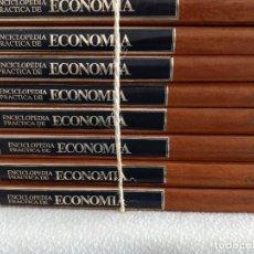 Enciclopedias de segunda mano: ENCICLOPEDIA PRÁCTICA DE ECONOMÍA. 8 TOMOS. COMPLETA. ED ORBIS. 1985. ILUSTRADO. 1º ED. VER. Lote 295808343