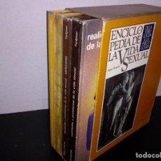 Enciclopedias de segunda mano: 20- ENCICLOPEDIA DE LA VIDA SEXUAL, ARGOS-VERGARA. Lote 296720308