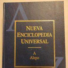 Enciclopedias de segunda mano: NUEVA ENCICLOPEDIA UNIVERSAL. Lote 297040648