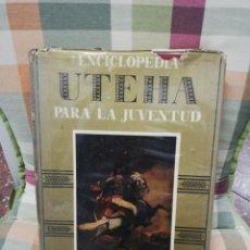 Enciclopedias de segunda mano: TOMO 7 ENCICLOPEDIA PARA LA JUVENTUD UTEHA - MONTANER Y SIMÓN EDITORES 1960. Lote 297120408