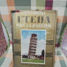 Enciclopedias de segunda mano: TOMO 6 ENCICLOPEDIA PARA LA JUVENTUD UTEHA - MONTANER Y SIMÓN EDITORES 1960. Lote 297120473