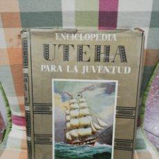 Enciclopedias de segunda mano: TOMO 5 ENCICLOPEDIA PARA LA JUVENTUD UTEHA - MONTANER Y SIMÓN EDITORES 1960. Lote 297120633