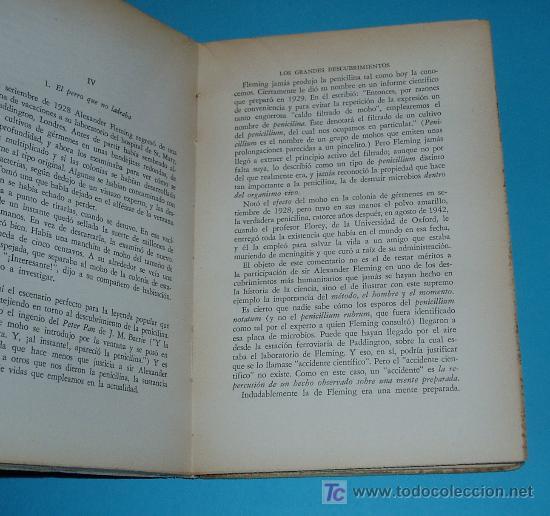 Libros de segunda mano: LA CIENCIA TIENE SENTIDO. RITCHIE CALDER. EDIT. SUDAMERICANA - Foto 2 - 25960430