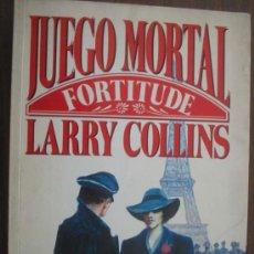 Libros de segunda mano: JUEGO MORTAL. COLLINS, LARRY. 1985. Lote 18183049