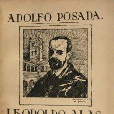 Libros de segunda mano - Leopoldo Alas Clarin. Adolfo Posada - 18708961