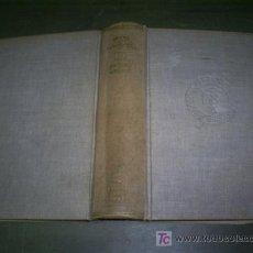 Libros de segunda mano: ORTEGA Y GASSET OBRAS COMPLETAS REVISTA OCCIDENTE TOMO V 1933-1941 1ª EDICIÓN 1947 RM45085. Lote 25030959