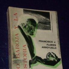 Libros de segunda mano: PIO BAROJA Y LA HISTORIA.. Lote 22594641