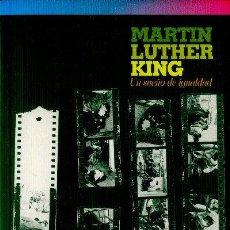 Libros de segunda mano: UN SUEÑO DE IGUALDAD MARTIN LUTHER KING BIBLIOTECA PENSAMIENTO CRITICO PÚBLICO 2009. Lote 25432399