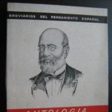 Libros de segunda mano - APARISI Y GUIJARRO (ANTOLOGÍA). 1940 - 28135471