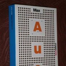 Libros de segunda mano: LA GALLINA CIEGA POR MAX AUB DE DIARIO PÚBLICO EN BARCELONA 2010. Lote 193003130