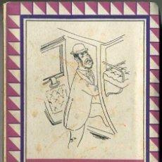 Libros de segunda mano: CHESTERTON : EL REGRESO DE DON QUIJOTE (1944) AL MONIGOTE DE PAPEL. Lote 214073806