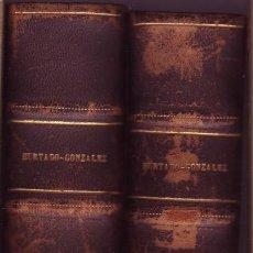 Libros de segunda mano: HISTORIA DE LA LITERATURA ESPAÑOLA. HURTADO Y J. DE LA SERNA, JUAN Y GONZÁLEZ PALENCIA, ÁNGEL. . Lote 31215432