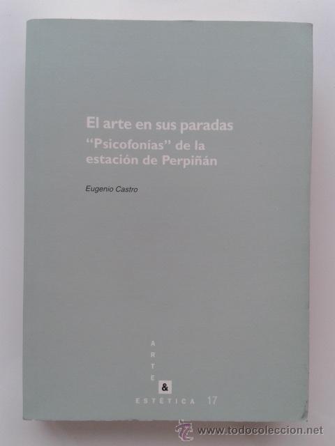 EL ARTE EN SUS PARADAS (Libros de Segunda Mano (posteriores a 1936) - Literatura - Ensayo)