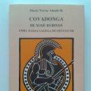 Libros de segunda mano: COVADONGA DE XOSE RUBINOS - MARIA TERESA AMADO R. - EDICIOS DO CASTRO. Lote 32104108