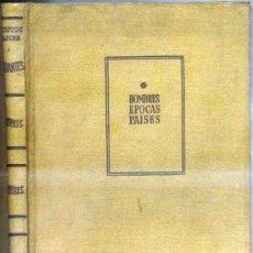 Libros de segunda mano: SANTOS OLIVER : VIDA Y SEMBLANZA DE CERVANTES (MONTANER Y SIMÓN, 1946) . Lote 32353189