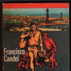 Libros de segunda mano: INMIGRANTES Y TRABAJADORES - FRANCISCO CANDEL - 1ª EDICION *. Lote 36147885